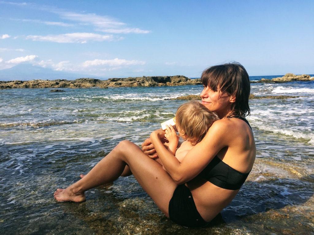 Castelluccio beach