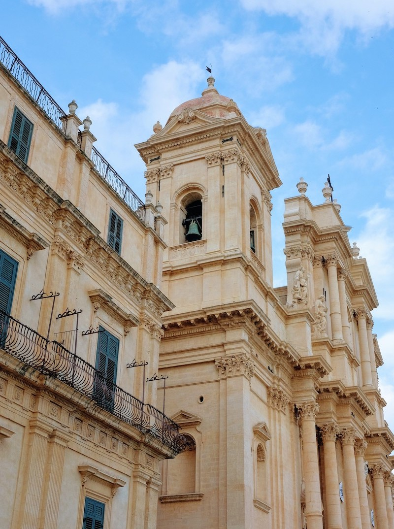 Noto buildings
