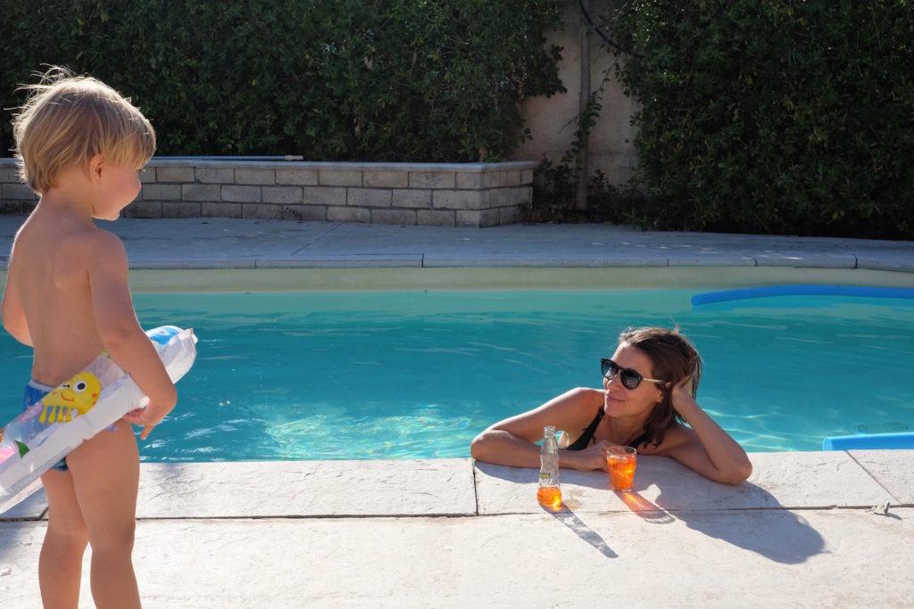 Pool Sicily Costa Saracena