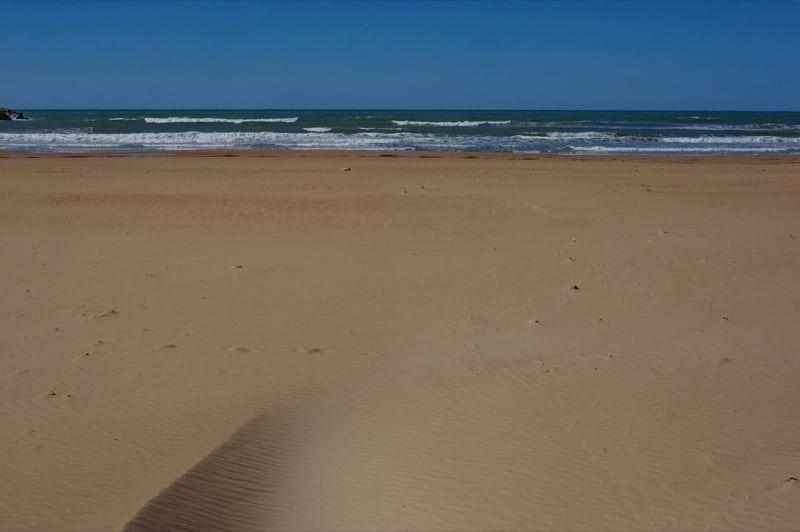 Scoglitti beach