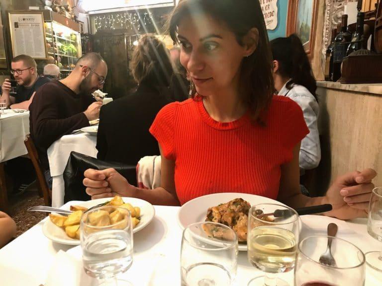 Da Gino restaurant Rome