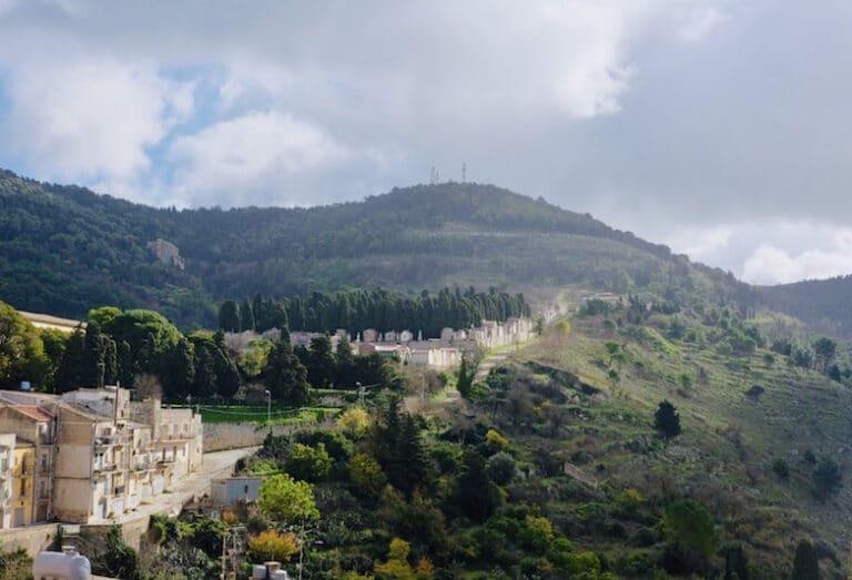 Views from Chiaramonte Gulfi