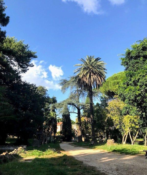 Villa Sciarre, Monteverde Rome