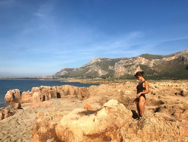 Spiaggia di Seno dell'Arena Sicily