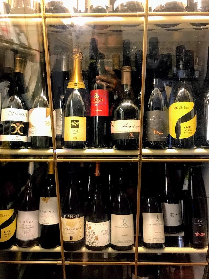 Agriturismo Vultaggio wine