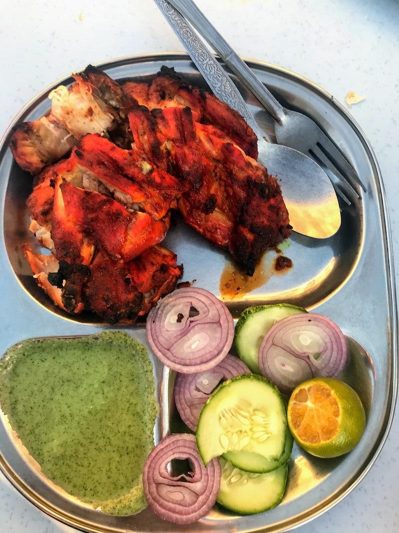 Tandoori Chicken KL