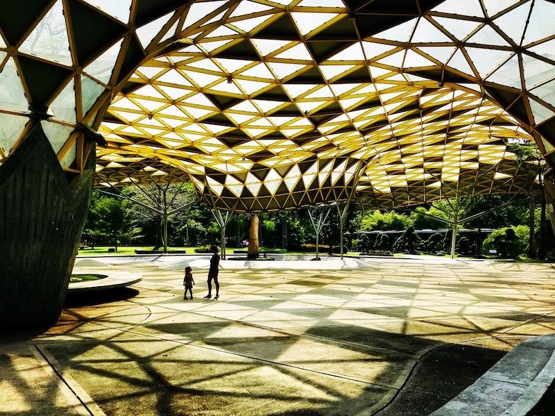 Botanical Garden Kuala lumour